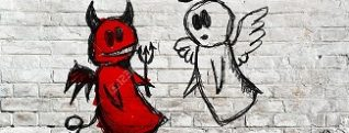 De Engel en de Duivel